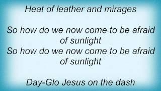 Marillion - Afraid Of Sunrise Lyrics