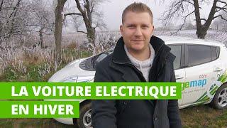 La voiture électrique en hiver : quelle autonomie réelle ?