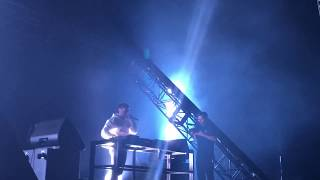 Jonas Blue - What I Like About You ft. Theresa Rex (LIVE DEBUT!)