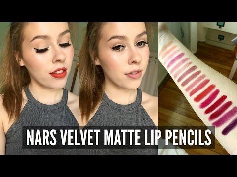 Velvet Matte Lip Pencil by NARS #2