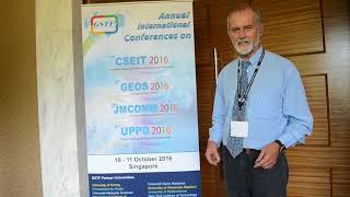 Dr. Jan Mrlina - GEOS 2016 - Global Science & Technology Forum
