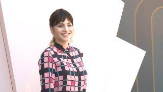 """Andrea Duro de Chicharito: """"Estoy completamente feliz"""""""