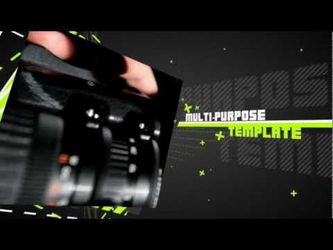 Party Plus - After Effects Project File