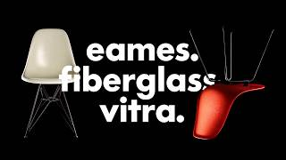 Eames Fiberglass Chair Production