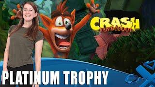 PlatiMonday - Crash Bandicoot