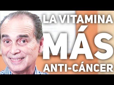 La Vitamina Más Anti Cáncer