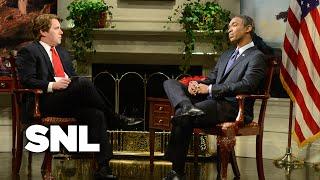Obama 60 Minutes Cold Open - Saturday Night Live