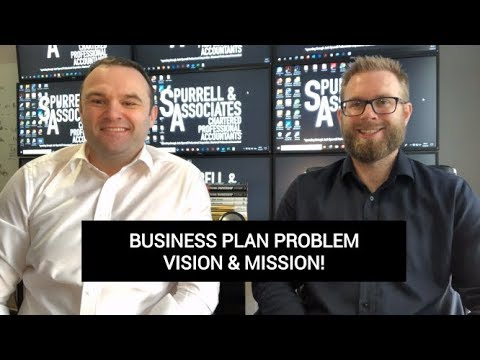 Edmonton Business Consultant | Business Plan Problem Vision & Mission