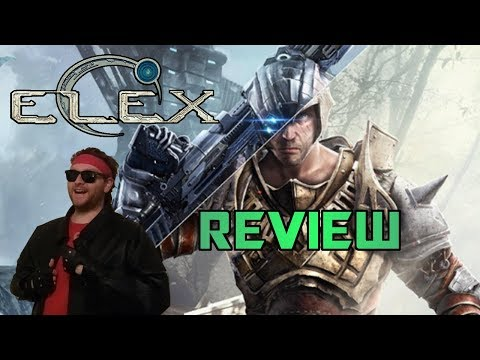 Elex Review - The Good, The Bad, And The Bland