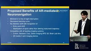Augmented Reality Mediated Spine Neuronavigation - Camilo A. Molina, Md
