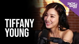 Tiffany Young Talks Over My Skin, Girls' Generation & One Direction
