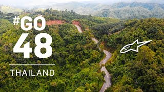 10 Days Motorcycle Tour (Amazing Thailand)