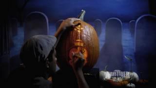 Minnie Mouse | Pumpkin Carving | Disney Channel