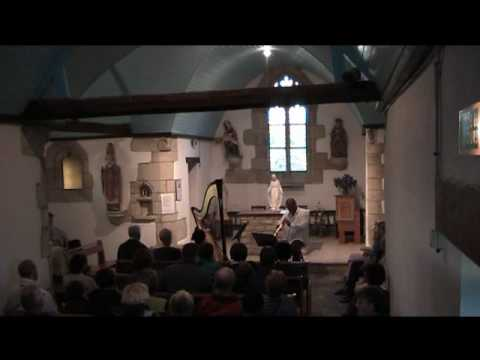 Arabesque by Claude Debussy with Sonates en Duo. Live music in France
