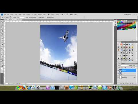 Photoshop:How to remove A Person Or Object From an Image