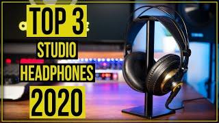 Best Studio Headphones   My Top 3 Headphones Under $150 (2020)