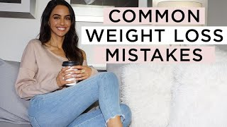 Common Mistakes That Can Stop Weight Loss + How To Succeed  | Dr Mona Vand
