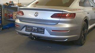 Anhängerkupplung VW Arteon abnehmbar 1154622