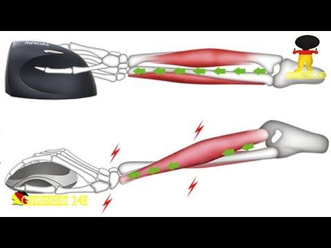 Vorrichtung für Gelenke Magnet Behandlung