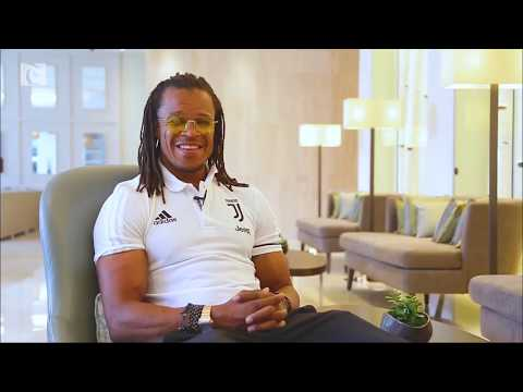 Video: Juventus legend Edgar Davids on grassroots football in Oman