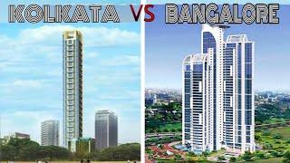 preview picture of video 'KOLKATA vs BANGALORE Full View Comparison (2018) |Plenty Facts |Kolkata City vs Bangalore city'