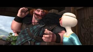 Disney Pixar España | Escena Brave (Indomable)