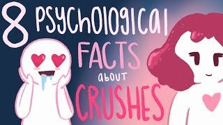 8 Psychological Facts About Crushes
