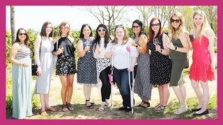 Weekly Vlog #36 | Napa Bachelorette Party | A Capella Show