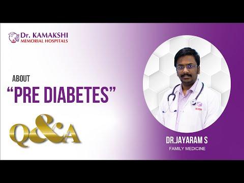 drkmh-Screening and Preventing Diabetes   Dr JAYARAM