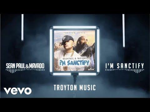 Sean Paul, Mavado - I'm Sanctify (Audio)