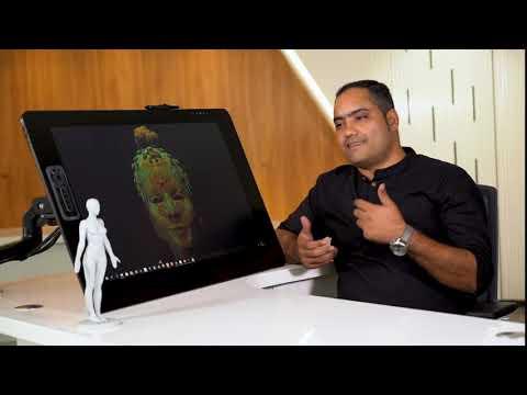 Wacom Cintiq 32 Pro HD Touch DTH-3220