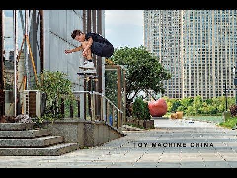 Toy Machine China