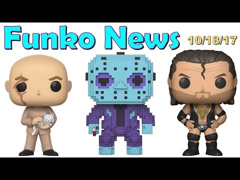 Funko News - October 18, 2017