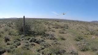 DJI DIGITAL FPV - Plane Proximity and Chase