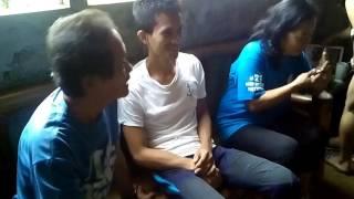 Lolo dulfo with anak and apo