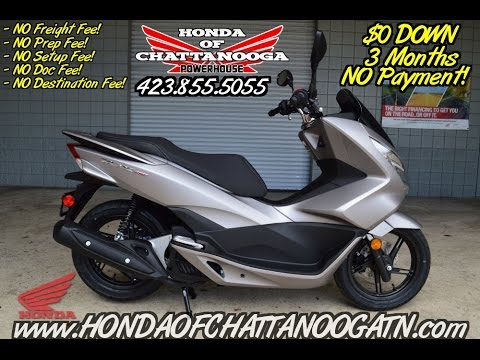 2016 Honda PCX150 Scooter Specs Review | SALE Price at Honda of Chattanooga! PCX = 100+ MPG