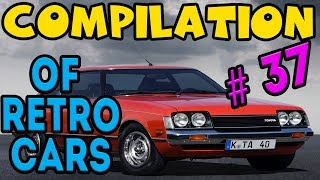 The Big Old Cars Compilation № 37