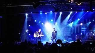 Dan + Shay 'I Heard Goodbye' (Short clip) The Intersection Grand Rapids MI 10-18-15