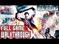 Dead Rising ps4 Full Game Walkthrough No Commentary dea