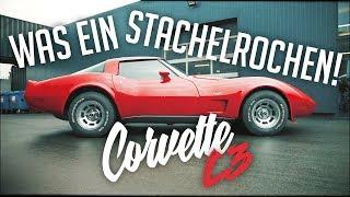 JP Performance - Was ein Stachelrochen! | Chevrolet Corvette C3