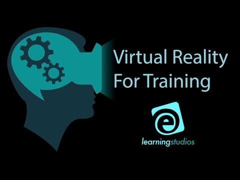 Virtual Reality For Training (VR) - YouTube