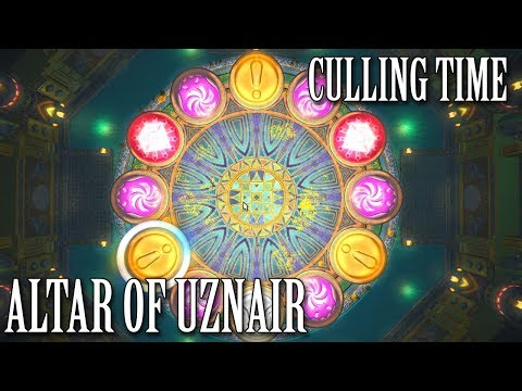 FFXIV OST The Shifting Altar of Uznair / The Feast Culling Time ( Dangertek )