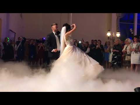 Оформлення весільного танцю спецефектами, відео 8