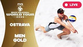 Ostrava 4-Star - 2018 FIVB Beach Volleyball World Tour - Men Gold Medal Match