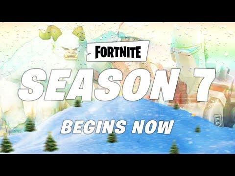 FORTNITE SEASON 7 TRAILER! (Fortnite: Battle Royale Season 7 Trailer)