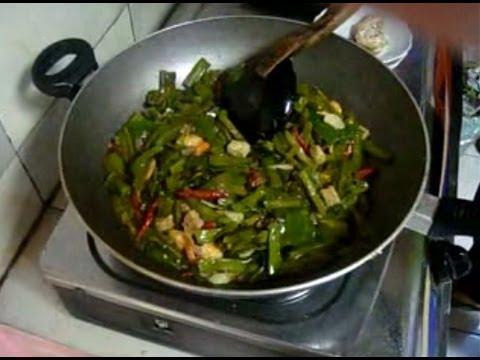 Video Video Memasak Tumis Genjer Udang+Resep