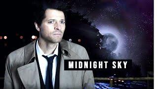 Castiel - Midnight sky