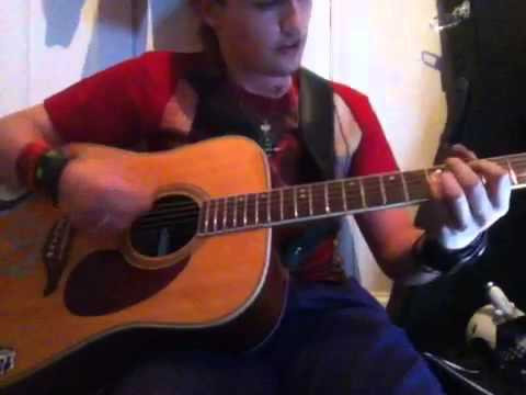 Queens of the Stone Age - Fairweather Friends - Zak Robinson - Acoustic Cover.