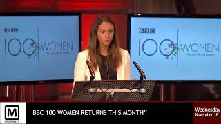 BBC 100 women and it's credibility