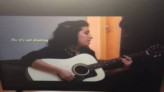 Amy Winehouse Audition: I Heard Love Is Blind